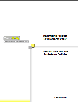 Maximizing Product Development Value