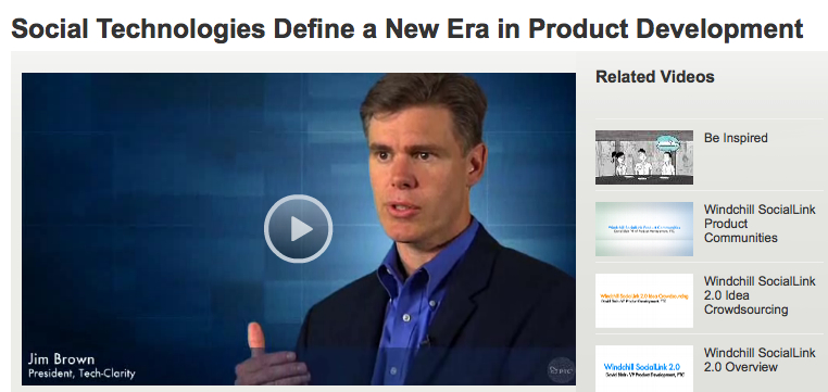 Social Technologies Define a New Era in Product Development