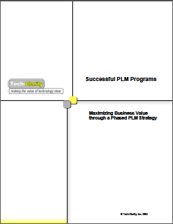 Successful PLM Programs