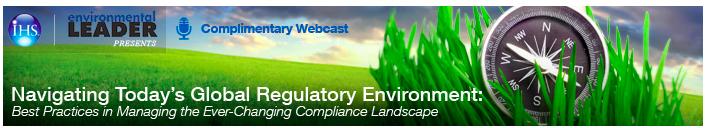 Navigating Today's Global Regulatory Environment