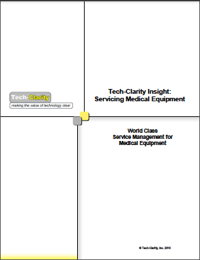 Servicing Medical Equipment