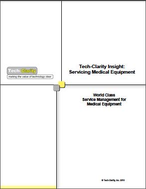 Servicing Medical Equipment