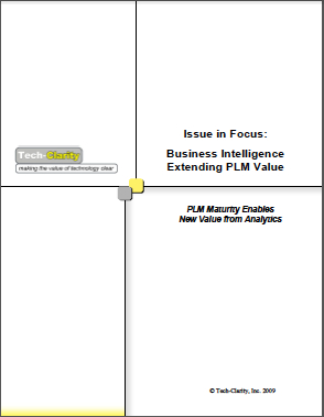 Business Intelligence Extending PLM Value