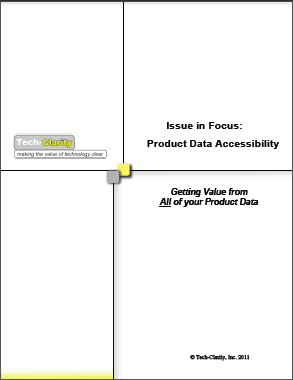 Product Data Accessibility