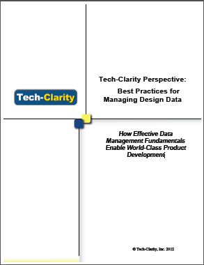 Best Practices for Managing Design Data Survey Report