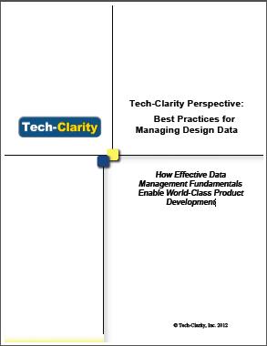 Best Practices for Managing Design Data Survey Report