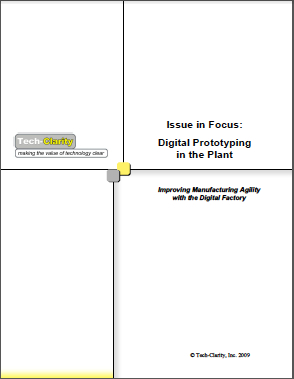 Digital Prototyping in the Plant