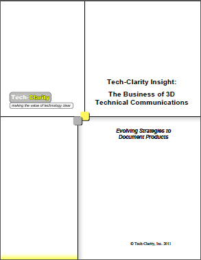 The Business of 3D Technical Communications: Evolving Strategies to Document Products