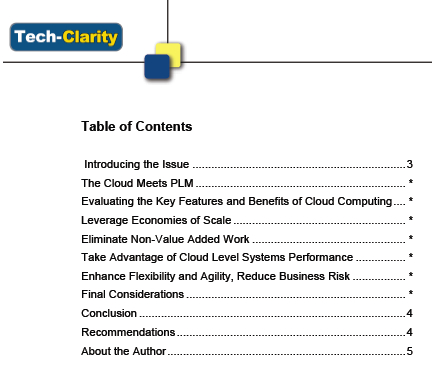 A Deeper Look into Cloud PLM