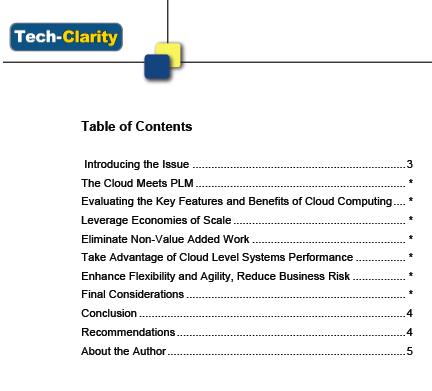 A Deeper Look into Cloud PLM