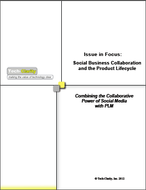 Social Business Collaboration and the Product Lifecycle