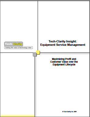 Equipment Service Management
