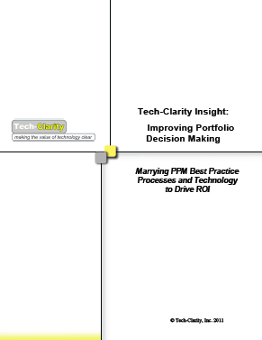 Improving Portfolio Decision Making