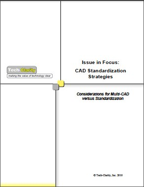 CAD Standardization Strategies