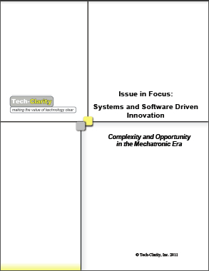 Systems and Software Driven Innovation