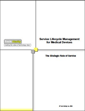 Service Lifecycle Management for Medical Devices