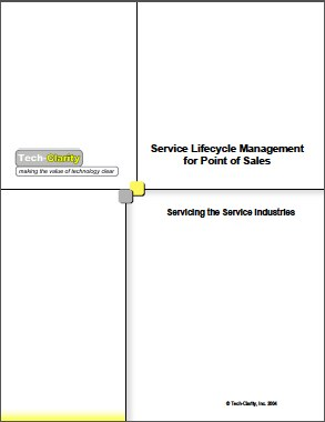 Service Lifecycle Management for Point of Sales