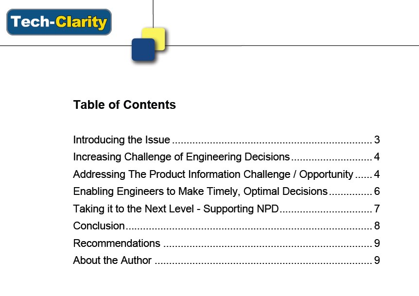 Should we define PLM as an Engineering Decision-making Framework?