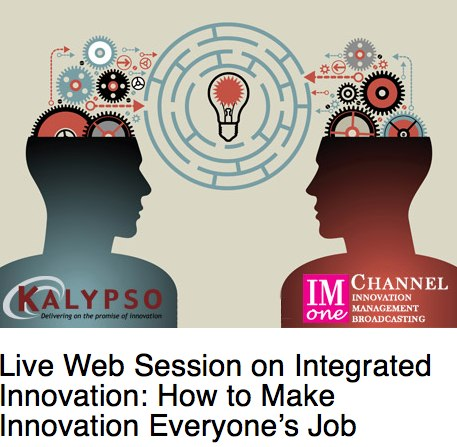 Live Web Session on Integrated Innovation_ How to Make Innovation Everyone's Job | Innovation Management