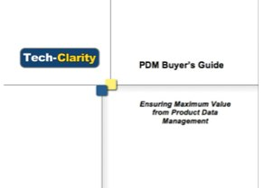 PDM (Product Data Management) Buyer's Guide
