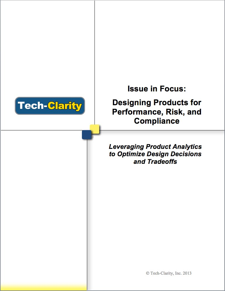 Designing Products for Performance, Risk, and Compliance