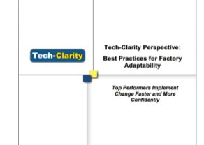 Best Practices for Factory Adaptability