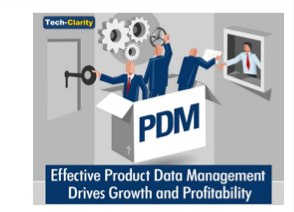 Infographic – The Value of Product Data Management (PDM)