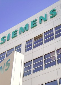 Siemens-building