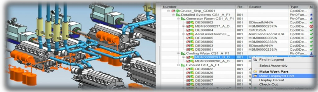 Siemens NX CAD Vision 2014+