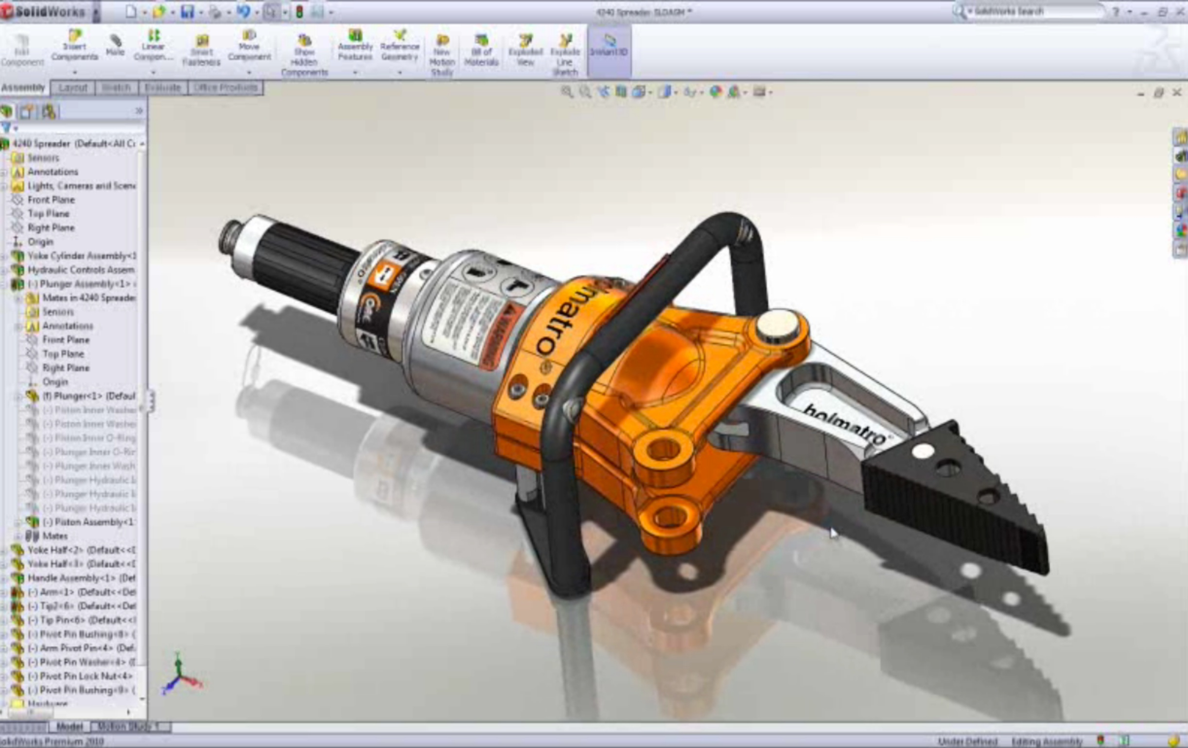 Cad Software Solidworks Vision 2014 Tech Clarity