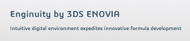 Enginuity Transformed to Enovia and the 3DExperience Platform