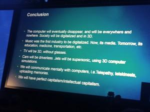 Dr Michio Kaku summary