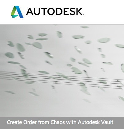 "Jim Brown Shares Data Management Research on ""Create Order from Chaos with Autodesk Vault"" Webcast"