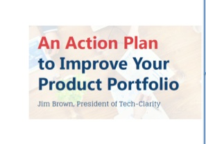 An Action Plan to Improve Your Product Portfolio
