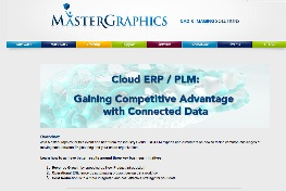 Cloud ERP / PLM: Gaining a Competitive Advantage with Connected Data
