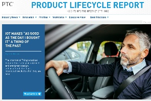 IoT Makes As Good as the Day I Bought It a Thing of the Past    Guest Post on PTC's Product Lifecycle Report