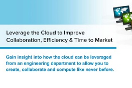 Webcast on Leveraging the Cloud in Engineering