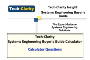 Systems Engineering Buyer's Guide