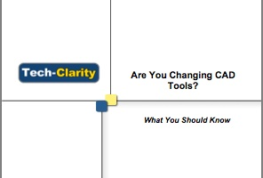 Are You Changing CAD Tools?