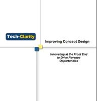 Improving Concept Design