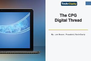 The CPG Digital Thread