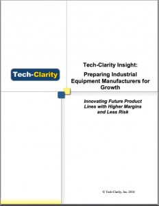 Tech-Clarity Insight IE Innovation