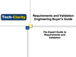 Requirements and Validation Buyer's Guide