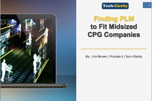 Finding PLM to Fit Midsized CPG Companies (eBook)