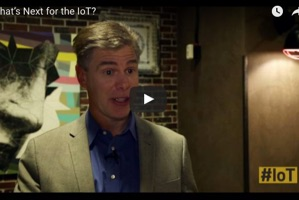 Tech-Clarity's Jim Brown Sharing IoT Thoughts at PTC Event
