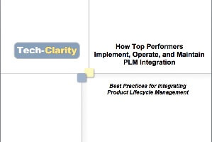 How Top Performers Implement, Operate, and Maintain PLM Integration (survey findings)
