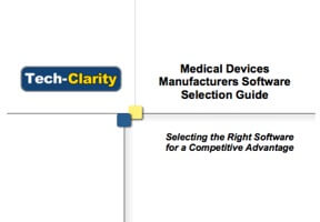 Medical Devices Manufacturers Software Selection Guide