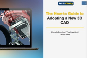 Adopting a New 3D CAD (survey findings eBook)