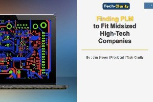 Finding PLM to Fit Mid-Sized High-Tech Companies (ebook)