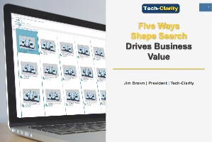 Five Ways Shape Search Drives Business Value (eBook)